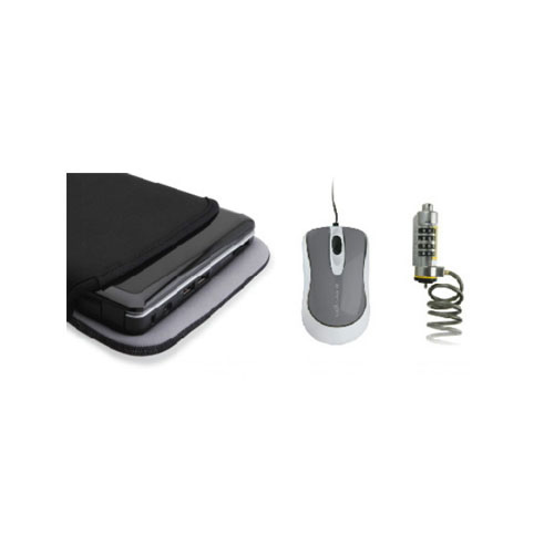 Kensington Essentials Kit for Netbooks photo du produit front L