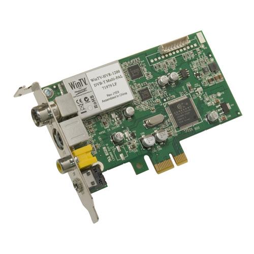 Hauppauge WinTV-HVR-1200 HD photo du produit front L