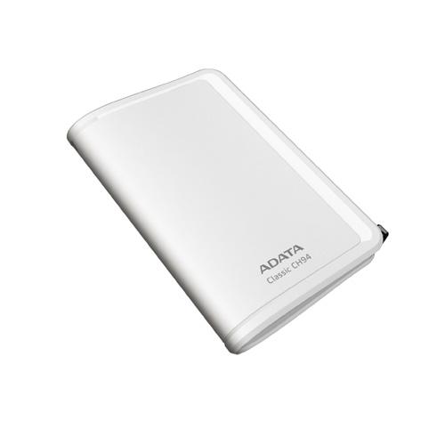 A-DATA CH94 Portable 500GB photo du produit front L