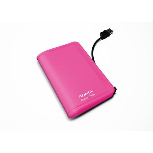 A-DATA CH94 Portable 500GB photo du produit back L