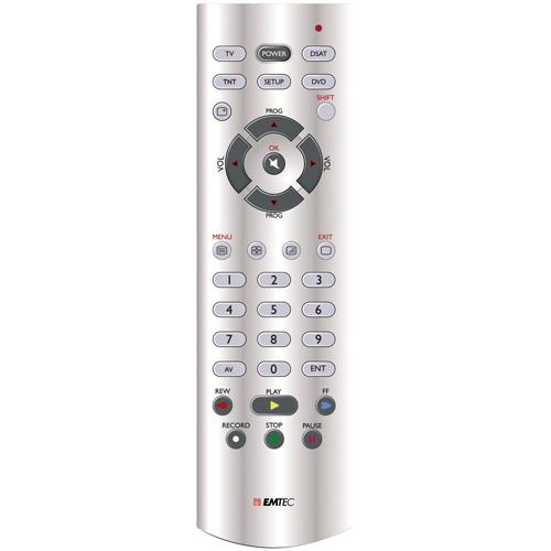 Emtec Universal Remote Control 1in1 H110 photo du produit front L