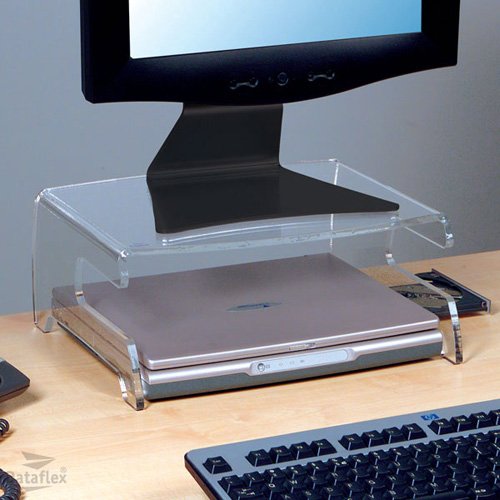 Dataflex LCD Monitor Stand 650 photo du produit back L