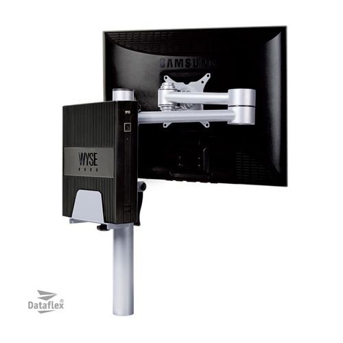 Dataflex ViewMate Modular Thin Client Holder 402 photo du produit front L