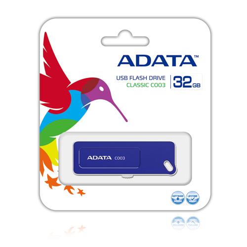 A-DATA 32GB C003 photo du produit back L