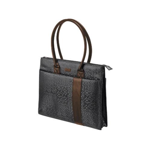 """Trust Rome 15-16"""" Notebook Carry Bag - Black photo du produit front L"""
