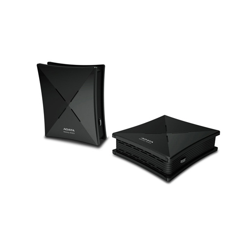 A-DATA NH03 Portable USB 3.0 1.5TB photo du produit back L