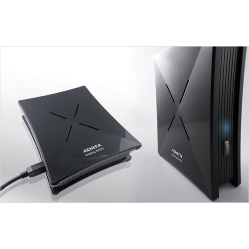 A-DATA NH03 Portable USB3.0 2TB photo du produit back L