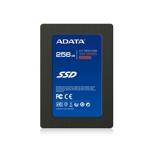 A-DATA 256GB S599 photo du produit front L