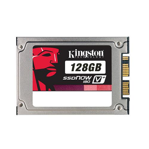 Kingston 128GB SSDNow V+180 photo du produit front L