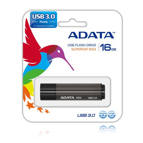 A-DATA 16GB S102 photo du produit back L