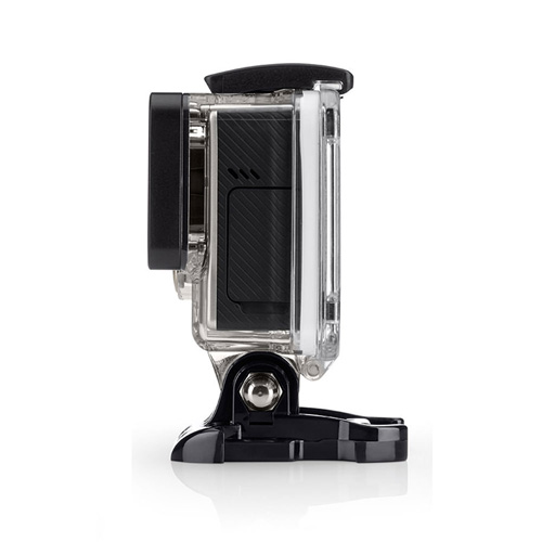 GoPro HERO4 Silver photo du produit side L