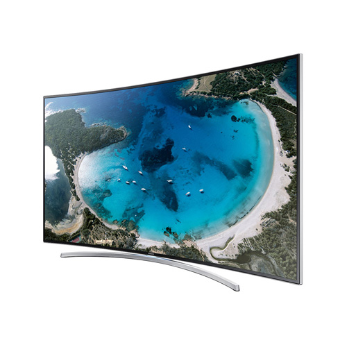 Samsung UE65H8000SZ Full HD 3D Smart TV photo du produit back L