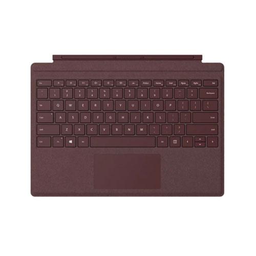 Microsoft Clavier Signature Type Cover pour Surface Pro photo du produit front L