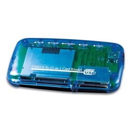 Gembird USB 2.0 Card Reader photo du produit