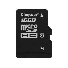 Kingston 16GB microSDHC photo du produit