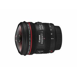 Canon EF 8-15mm f/4L Fish Eye USM photo du produit