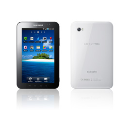 Samsung Galaxy Tab photo du produit