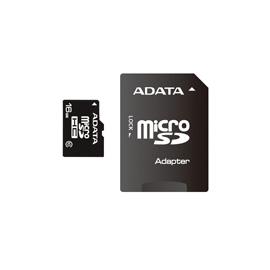 A-DATA 16GB microSDHC Class 10 photo du produit