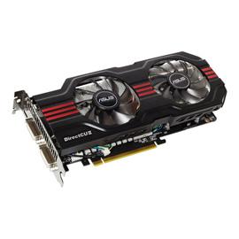 Asus PCI-E N ENGTX560 Ti DCII TOP/2DI/1GD5 photo du produit