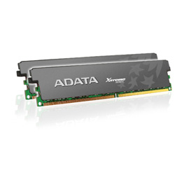A-DATA XPG Xtreme Series, DDR3, 1600 MHz, CL7, 4GB (2GB x 2) photo du produit