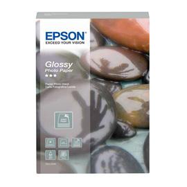 Epson Glossy Photo Paper, 100 x 150 mm, 225g/m², 100 Sheets photo du produit