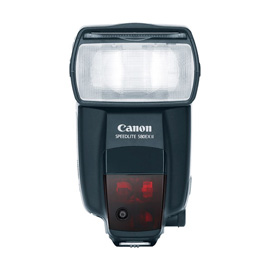 Canon Speedlite 580EX II photo du produit