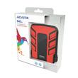 A-DATA 640GB SH93 Portable photo du produit side S