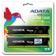 A-DATA XPG Gaming Series, DDR3, 1333 MHz, CL9, Low Voltage, 4GB (2GB x 2) photo du produit back S
