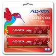 A-DATA XPG Plus Series, DDR3, 1333 MHz, CL8, 4GB (2GB x 2) photo du produit back S