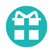 Digital Gift Certificate $10 photo du produit front S